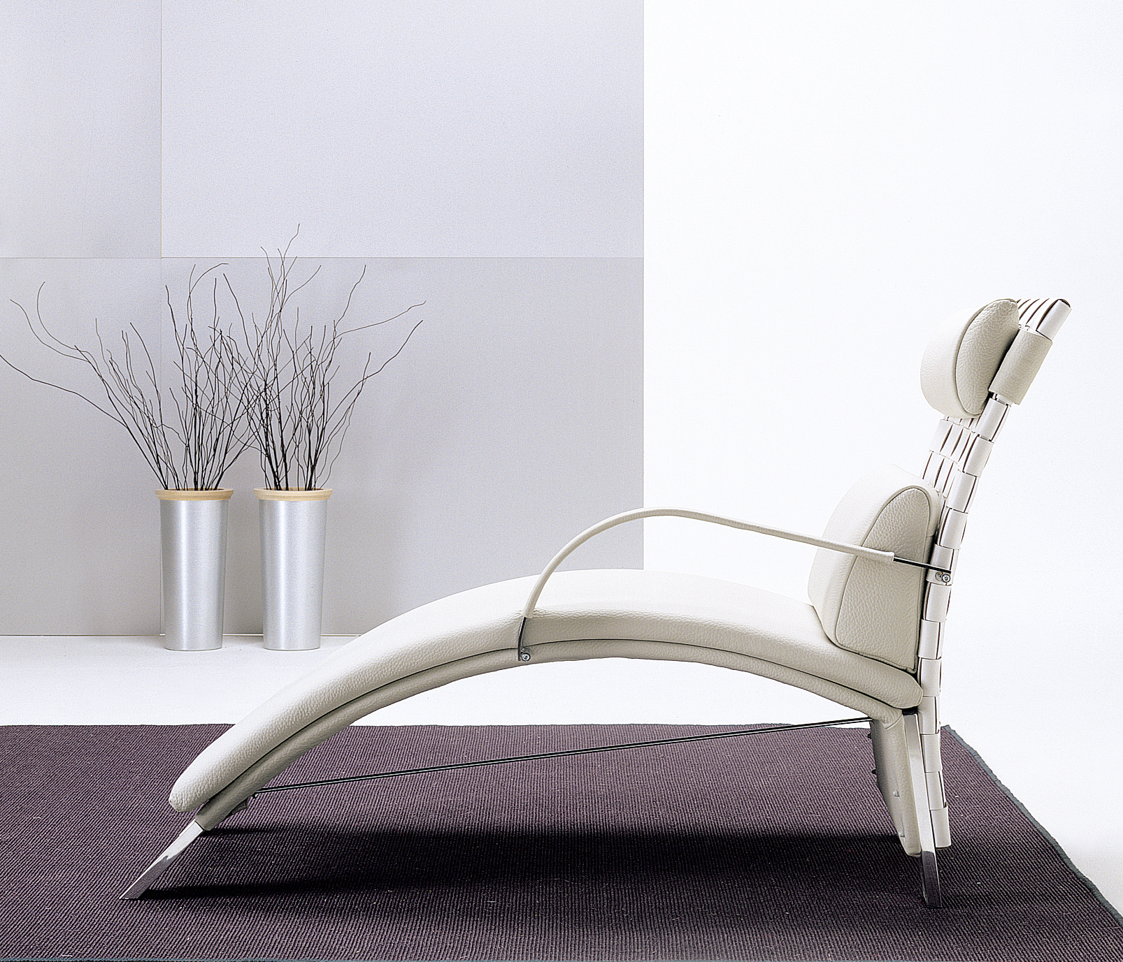 Poltrone Chaise Longue Design.Zani Collezione Poltrone Arca Fauteuil Relax Inclinable Chaise Longue