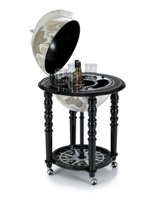 zoffoli globe terrestre et bar el gance design abonomobels meubles de luxe meubles. Black Bedroom Furniture Sets. Home Design Ideas